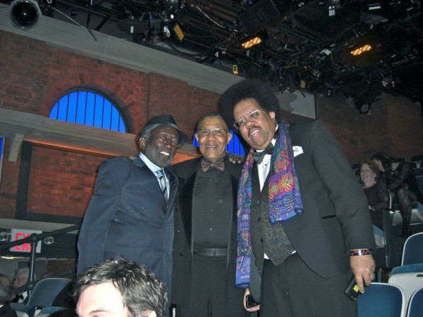 Garrett Morris,Bob Cranshaw, & Buddy Williams
